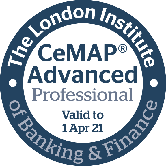 London Institute of Banking & Finance – CeMAP® Professional